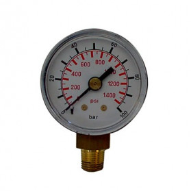 Ruwal High Pressure Gauge