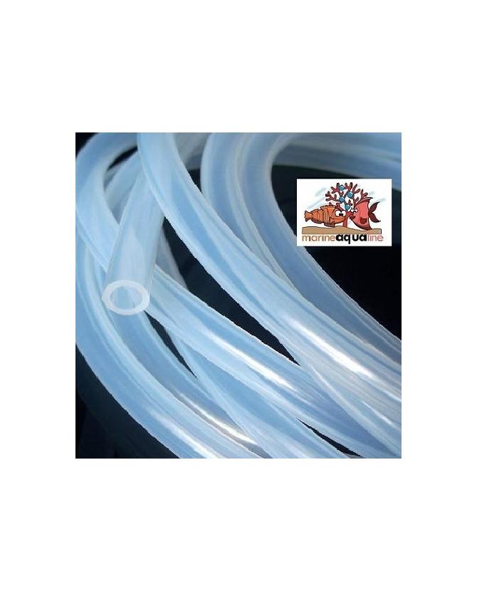 Ruwal Transparent tube, diameter 6 x 8 mm - 1 Meter