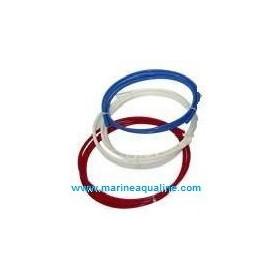 Ruwal osmosis Red Tube - 1 meter diameter pipe 1/4