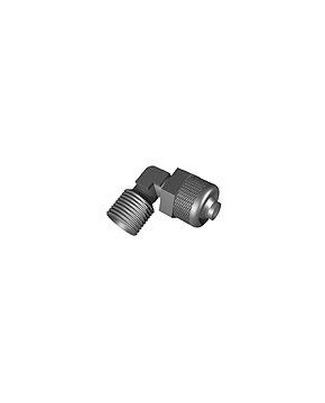 """Ruwal Elbow male 1/4"""" for tubing 4x6 mm"""