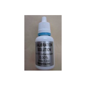 Ruwal highly purified water for the calibration of the refractometer