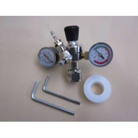 Ruwal Riduttore di Pressione Dual CO2
