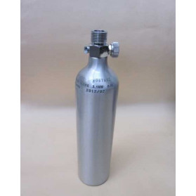 Ruwal Rechargeable CO2 cylinders - Aluminum