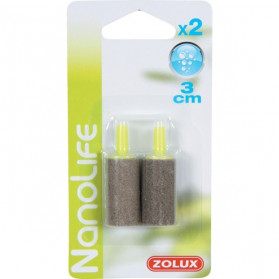 Zolux Cylindrical Air Diffuser X2