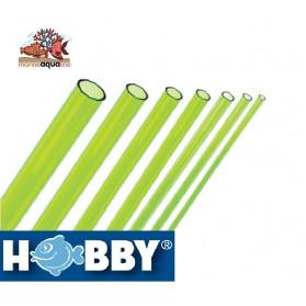 HOBBY Tubo Rigido Verde Antialghe 5mm - 1 metro