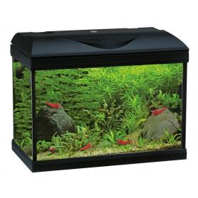 Wave Riviera 40 LED black - complete aquarium 22L cm42x23.5x33h