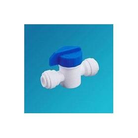 """Ruwal Ball valve for intermediate tube 1/4 """""""