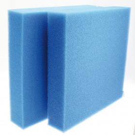JBL - Blocco di spugna blu ( Grana Fine ) da cm 50 x 50 x 5 cm
