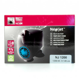 Newa Jet NJ1200 flow Adjustable from 400 to 1200 L/H