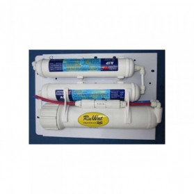 Ruwal Impianto osmosi in linea a 3 Stadi AP50T 190 litri