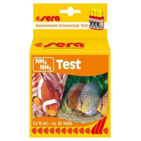 Sera - Test NH4/NH3 (Ammonio/Ammoniaca) 70 misurazioni