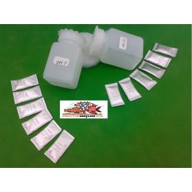 Ruwal Kit Calibration Buffer Solution pH 7 + PH 10 In Sachets