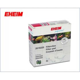 EHEIM - 2616225 - Ricambio Pad filtrante fine (Bianco) per filtro esterno Professionel 2222/2224 e 2322/2324 (3 pezzi)