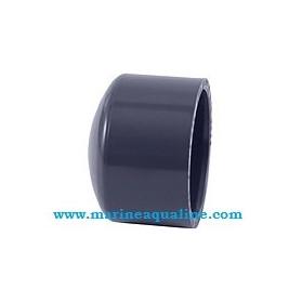 Ruwal - PVC Calotta/Tappo ad incollaggio - Ø 20