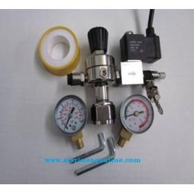 Ruwal - Riduttore di pressione Dual CO Con elettrovalvola