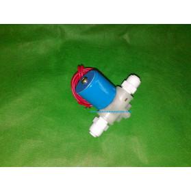 "Ruwal ELETTROVALVOLA 24V - Per tubo da 1/4"""