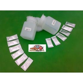 Ruwal Calibration Solution pH 4 + pH 7 in sachets