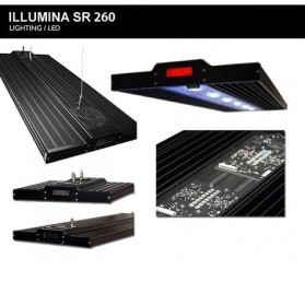 Vertex Lumina Plafoniera a Led Modello SR1800 - 260 Consumo 480watt Lunghezza 1800mm