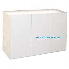 Wave Supporto (Mobile) Laccato Bianco 120cm