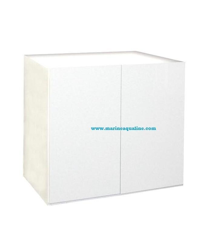 Wave Supporto (Mobile) Laccato Bianco 90cm