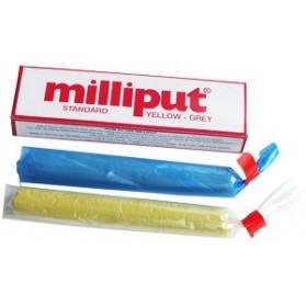 Milliput Standard (Yellow-Grey) - Colla epossidica bicomponente
