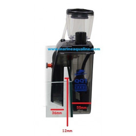 Bubble Magus Skimmer Modello QQ1 - Schiumatoio Esterno per vasche fino a 100 Litri