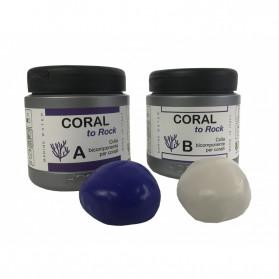 Xaqua Colla bicomponente per coralli - CORAL to ROCK