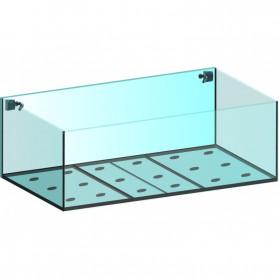 Xaqua Acquario in vetro Extrachiaro model 168