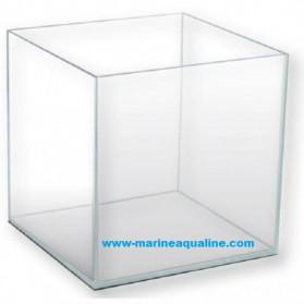 Acquario Cubo senza coperchio misura 25x25x25 cm. capienza 15 litri