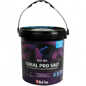Red Sea Coral Pro Scchiello da 7 kg per 210 litri Sale marino specifico per Acquari di Barriera Corallina