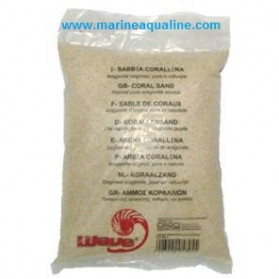 Wave - Sabbia Corallina Ultrafine 1-2 mm 10 Kg