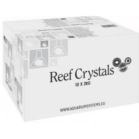 Reef Crystals Sale marino secchio da 20kg