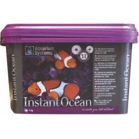 Aquarium Systems Instant Ocean 4 Kg pour 120 lt