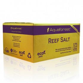 Aquaforest Reef Salt Box cardboard 25kg