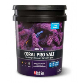 Red Sea Coral Pro Salt 22 kg for 660 liters - For Coral Reef Aquariums