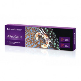 Aquaforest Afix Glue- bi-component glue