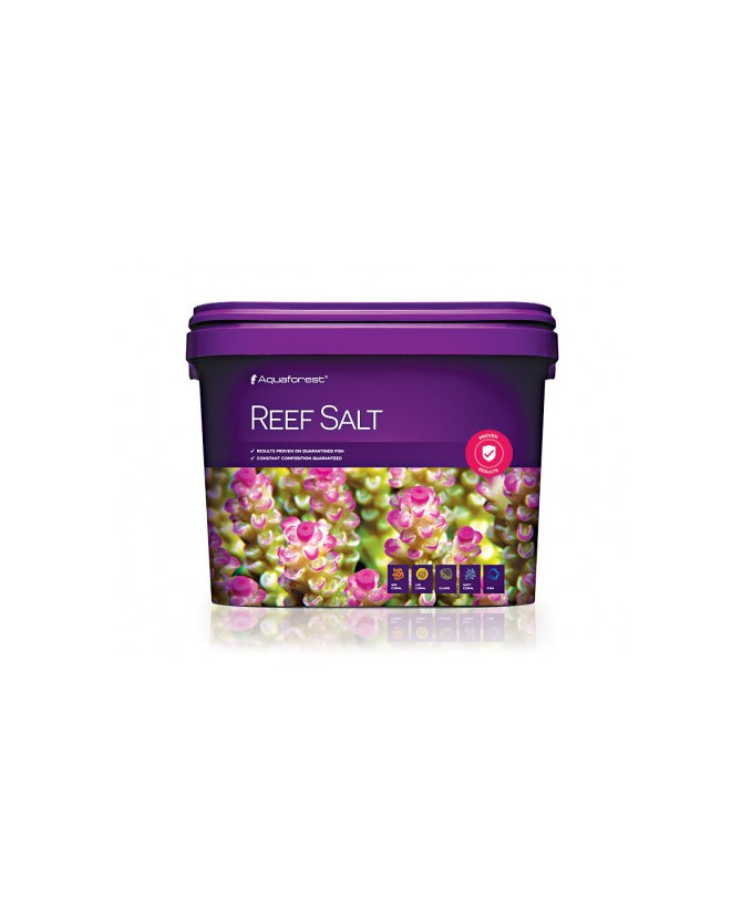Aquaforest Reef Salt 10 kg