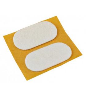 Tunze 0220.157 Ricambio Feltrini per Care Magnet Nano - 2 pezzi