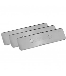 Tunze 220.155 Ricambio Lamette in Acciaio Care Magnet