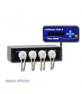 Aqua Medic ReefDoser EVO 4 – Pompa dosometrica a 4 canali