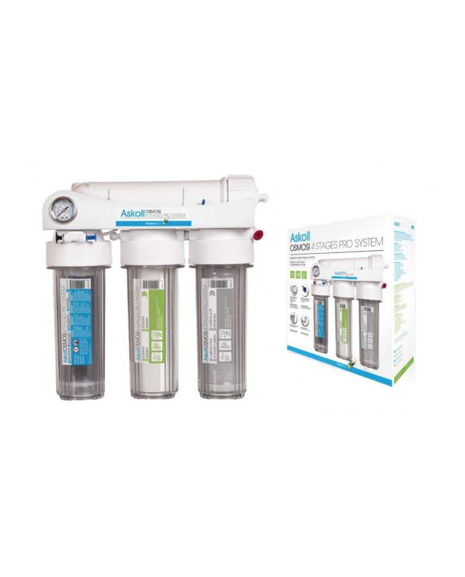 Askoll Osmosi 4 Stages Pro System 75GPD