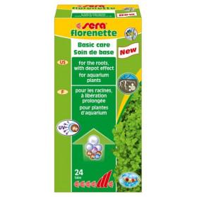 Sera Florenette (Fertilizzante per le piante acquatiche) 24 compresse