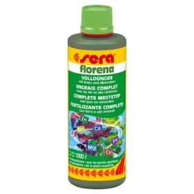 Sera Florena - 100 ml per 400 litri d'acqua (Fertilizzante liquido per splendide piante acquatiche)