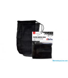 Red Sea  Reef-Spec 1000 ml Sacchetto calza per carbone o resine – 25x12,5 cm - 2 Pezzi