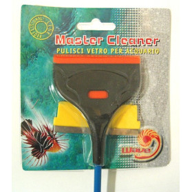 Wave Raschietto Master Cleaner con Lametta Orientabile - 55cm lunghezza