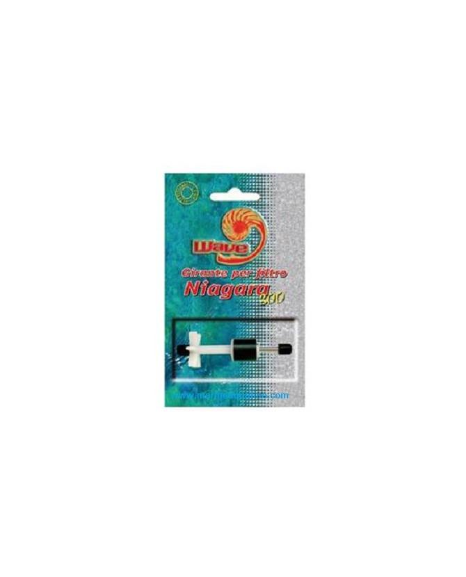 Wave Ricambio Girante per Filtro Esterno a Zainetto Niagara 250