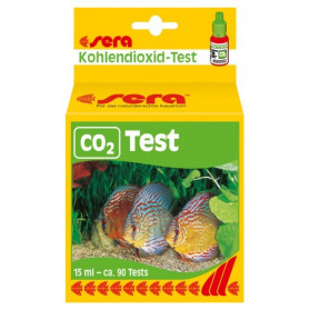 Sera - Test CO2 (90 misurazioni) 15ml