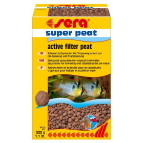 Sera Super Peat (Torba in Granuli) - 500g
