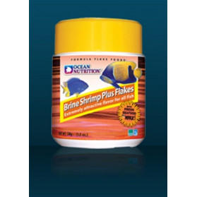 Ocean Nutrition BrineShrimp Plus Flakes 71g