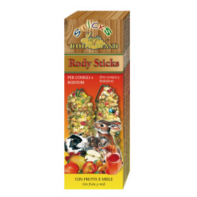 Rody Stick Fruits and Honey - 110g